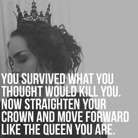 queen i am